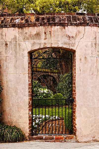 Charleston Gated Garden