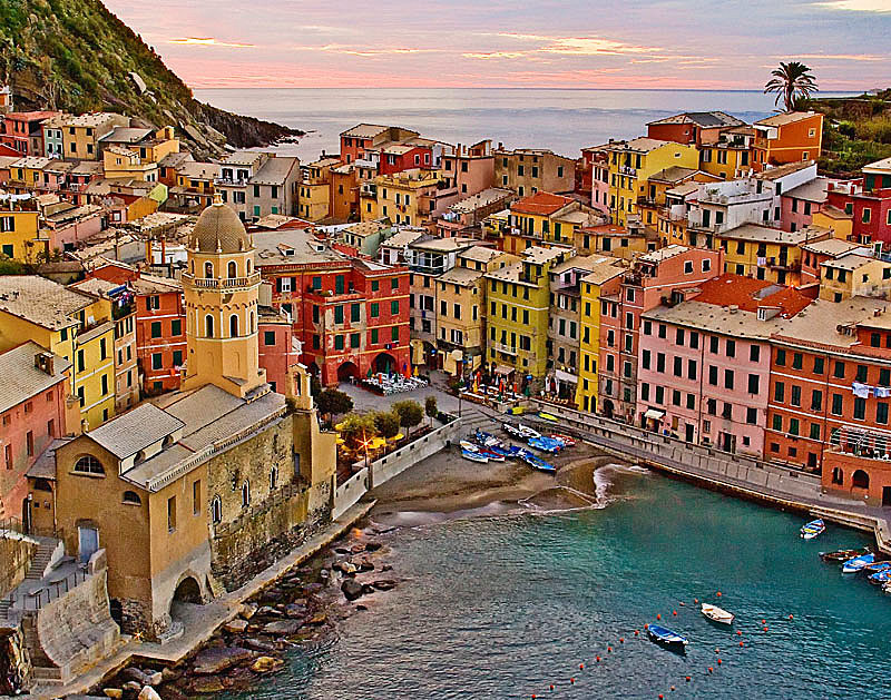 Tranquility - Vernazza, Cinque Terre