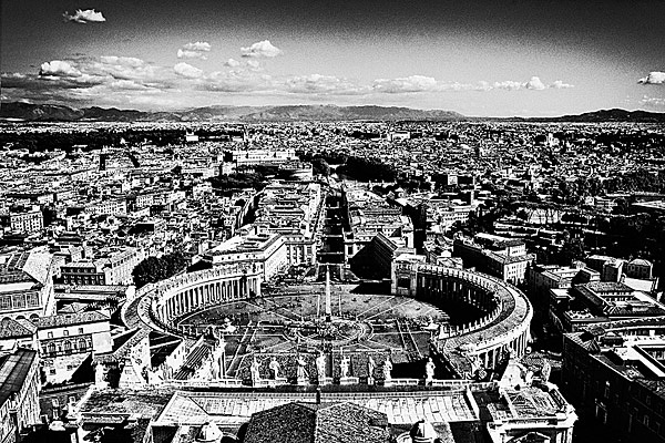 The View - Vatican City, Rome