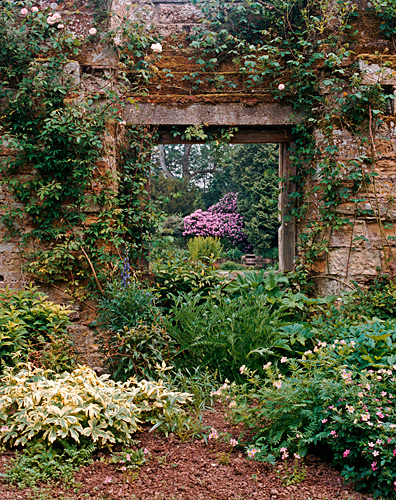 A Window in Time - England