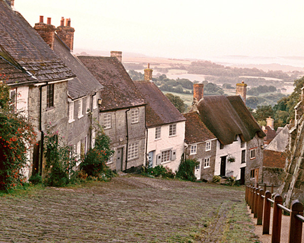 Gold Hill - England
