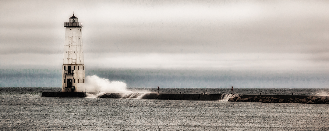 Ludington N Breakwater