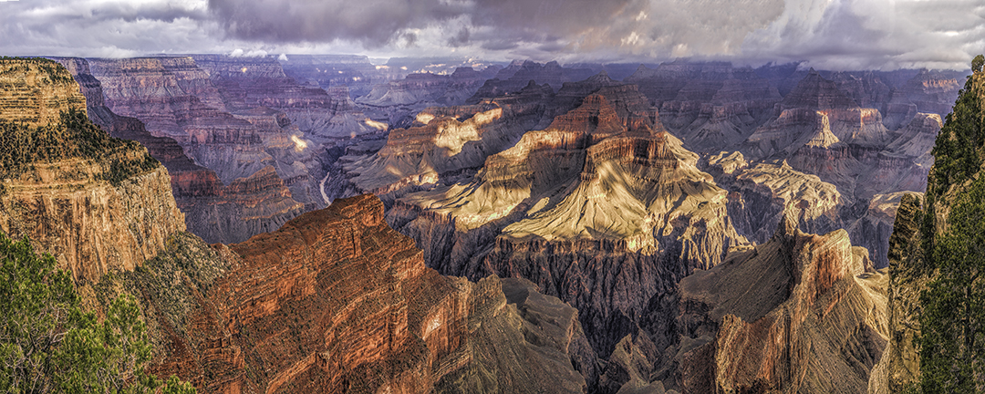 Tapestry of Light - Grand Canyon