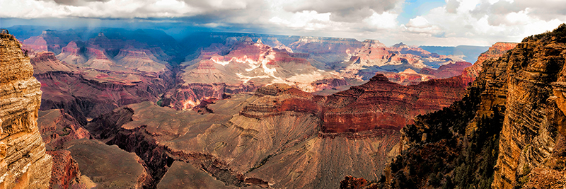 Storm - Grand Canyon
