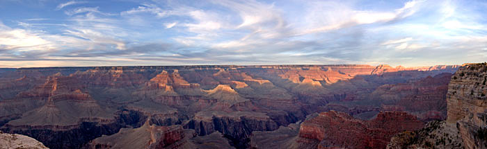 Clouds Whisper - Grand Canyon