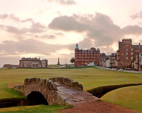 The Old Course - Saint Andrews, Scotland