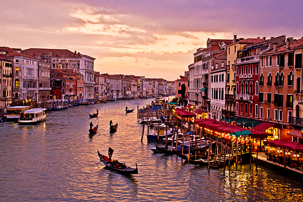 Time for Romance-Venice