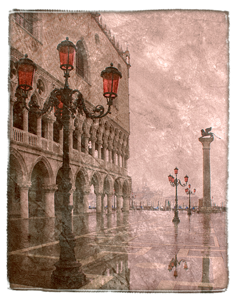 Morning Reflections - San Marco